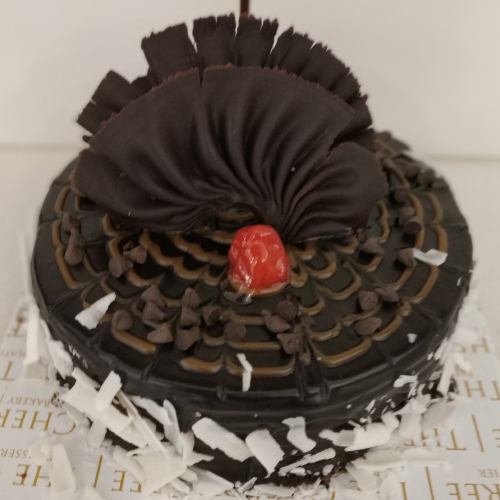 Sinful Chocolate Cake 500gm-blk10169