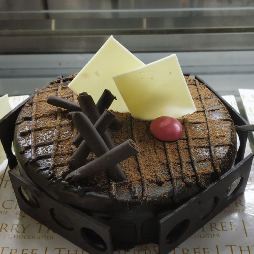 Tempting Chocolate Cake 500gm-blk10172
