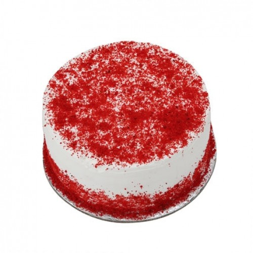 RED VELVET FRESH CREAM CAKE 500G BKS10150